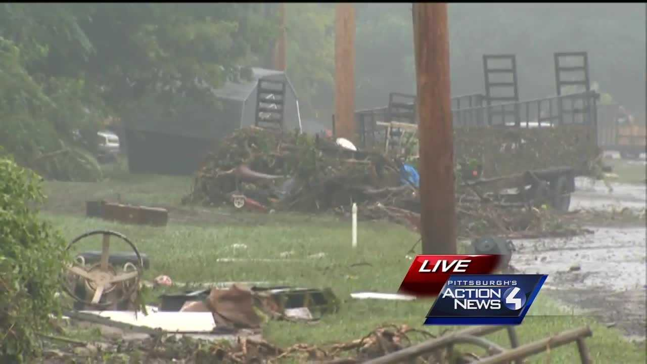 img-Flooding hits Connellsville hard 2