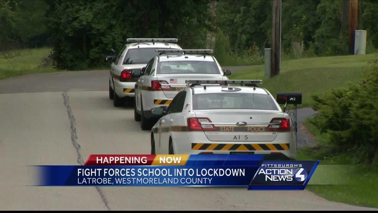 img-Latrobe school put on lock down during domestic dispute