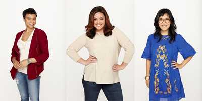 """""""American Housewife"""" - Series premiere Tuesday, Oct. 11, at 8:30 p.m.Katie Otto, a confident, unapologetic wife and mother of three, raises her flawed family in the wealthy town of Westport, Connecticut, filled with """"perfect"""" mommies and their """"perfect"""" offspring. Katie's perfectly imperfect world is upended when her neighbor's decision to move notches her up from her ideal social standing and sets her on a path to ensure that doesn't happen, regardless of the consequences."""