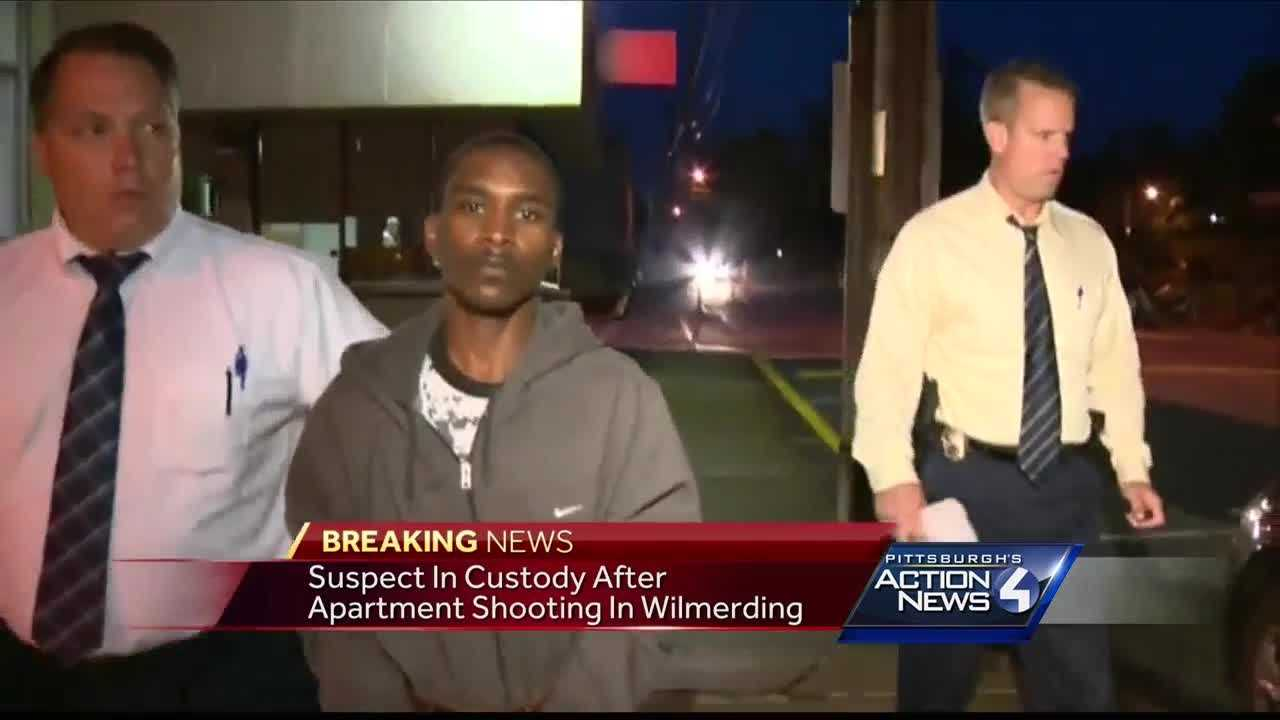img-Suspect in custody following Wilmerding shooting