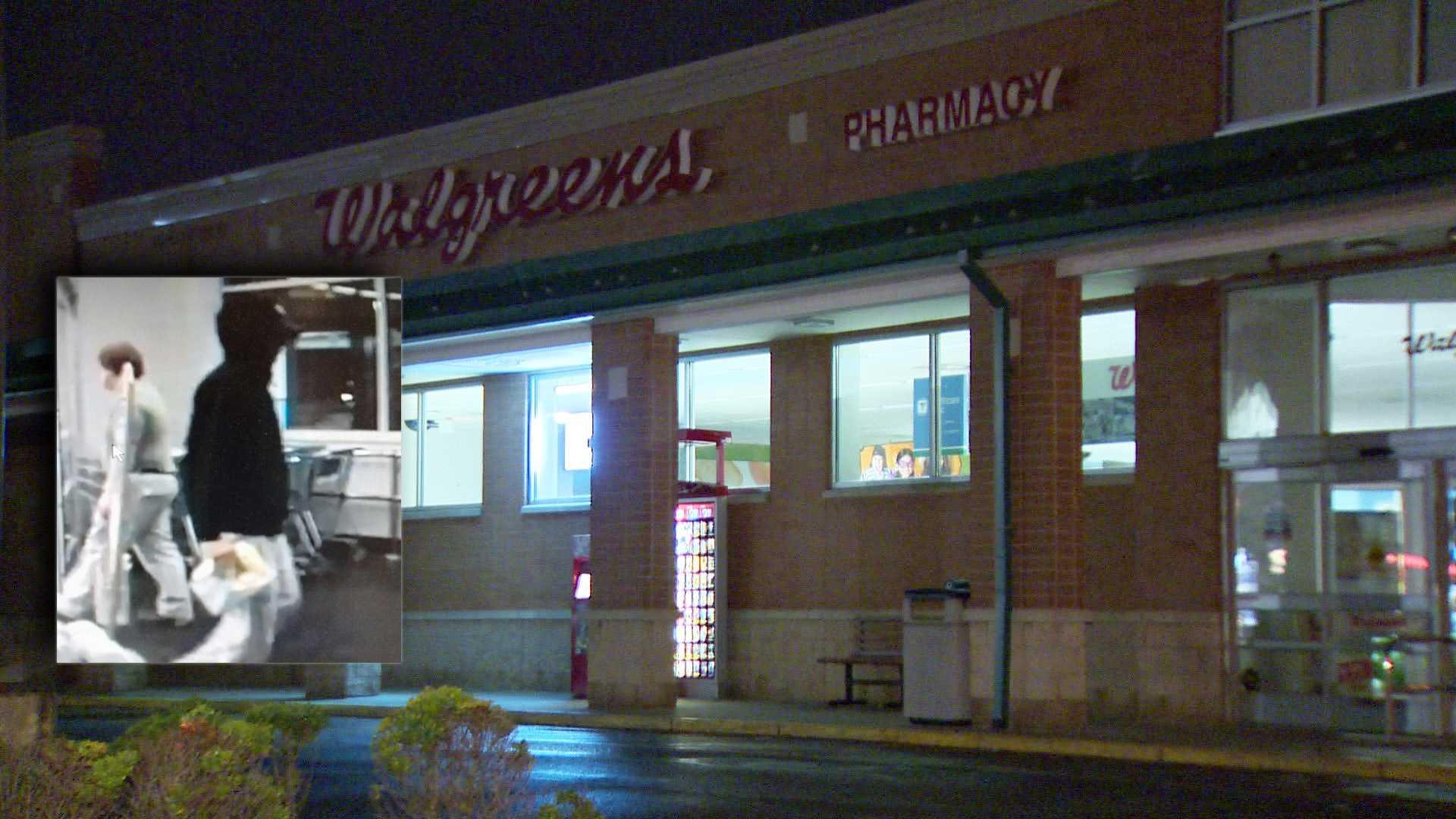 Bethel Park Walgreens robbery