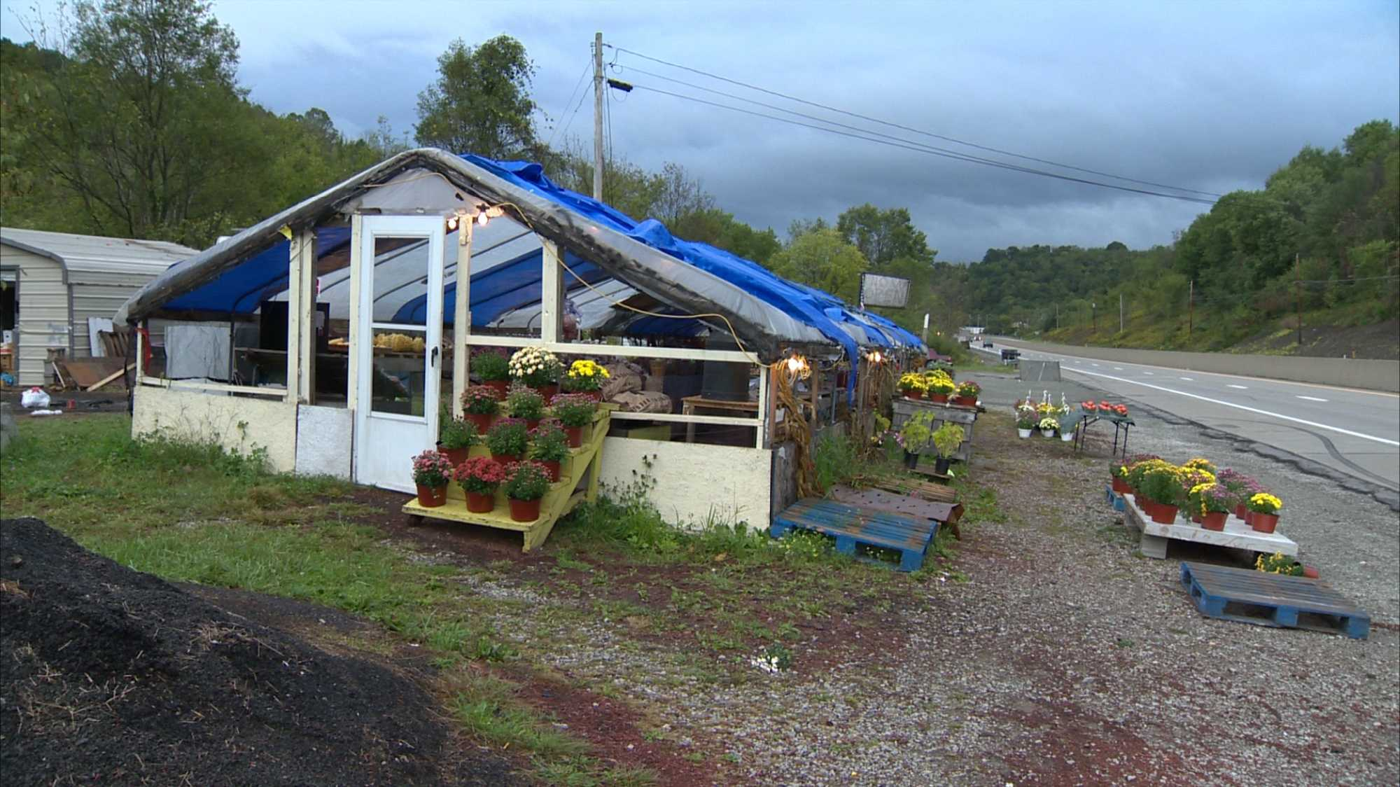 Murphy's Produce, on Route 22