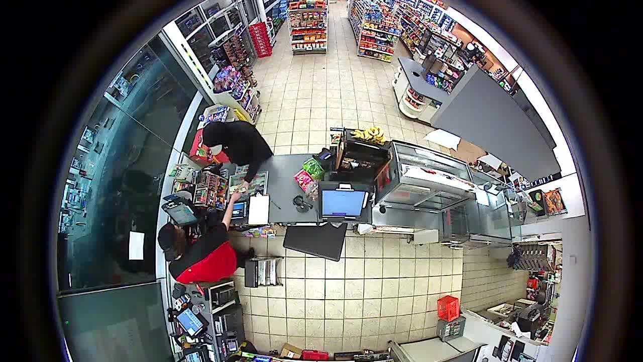 Bethel Park robbery surveillance