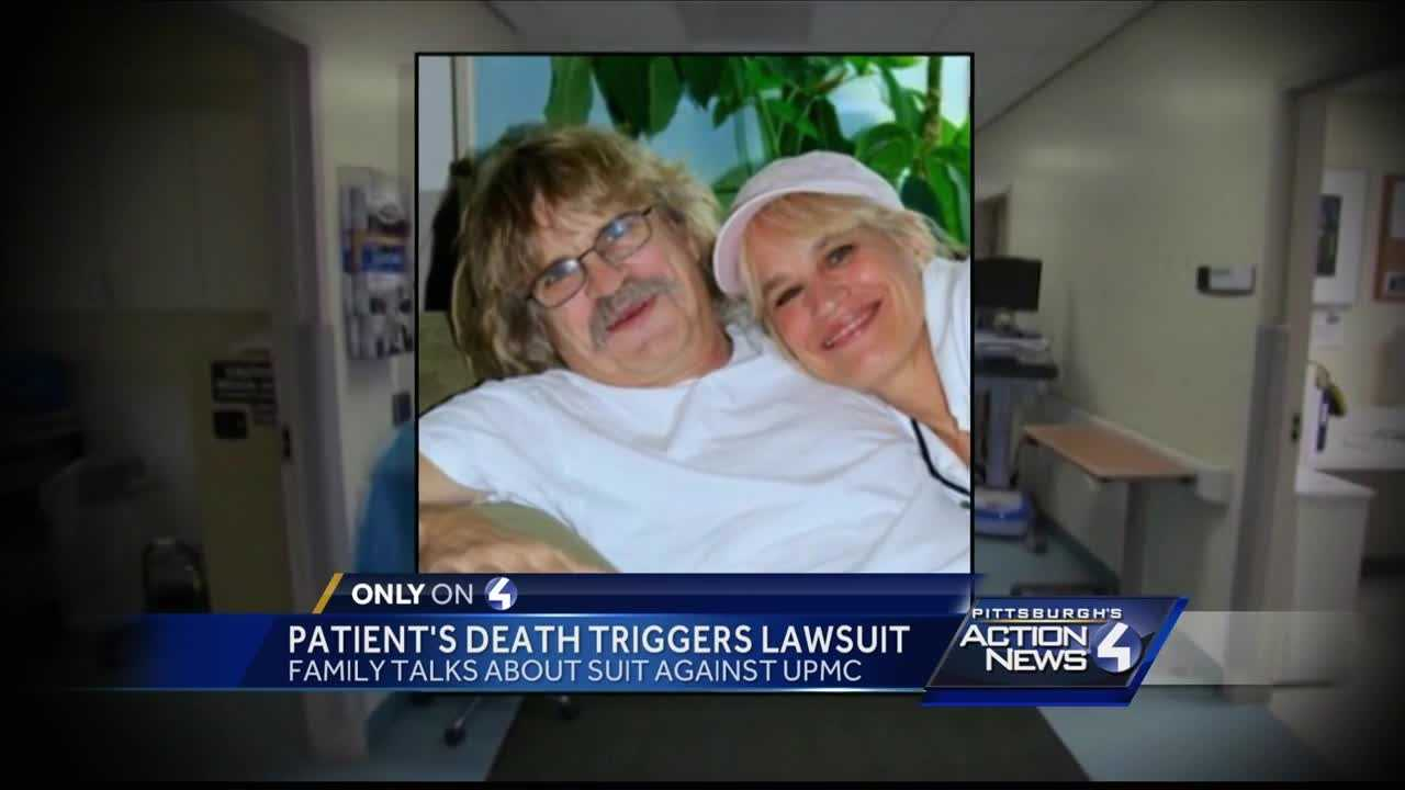 Family suing UPMC says uncle didn't receive proper medication, contracted deadly mold