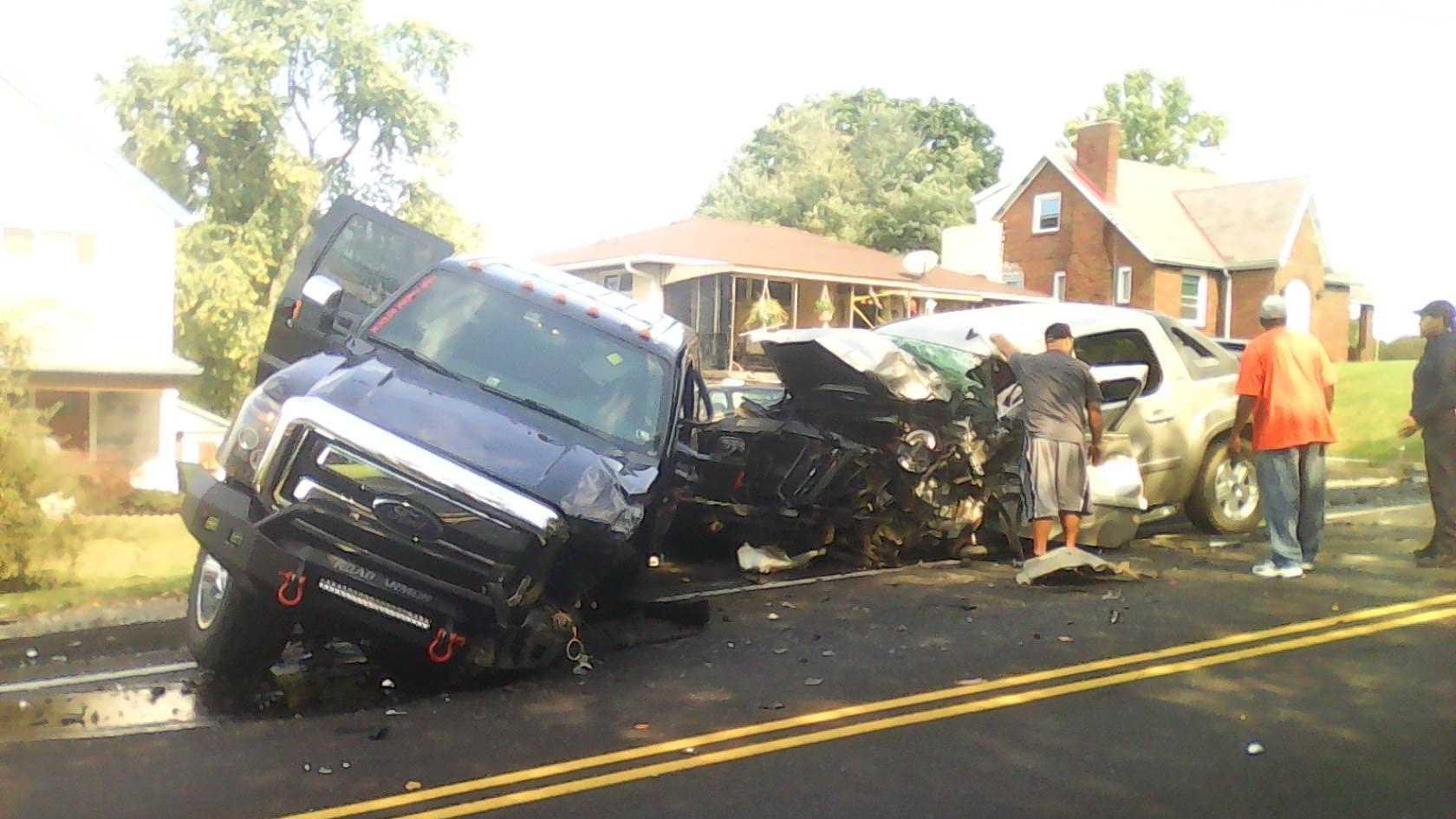 Jefferson Hills crash