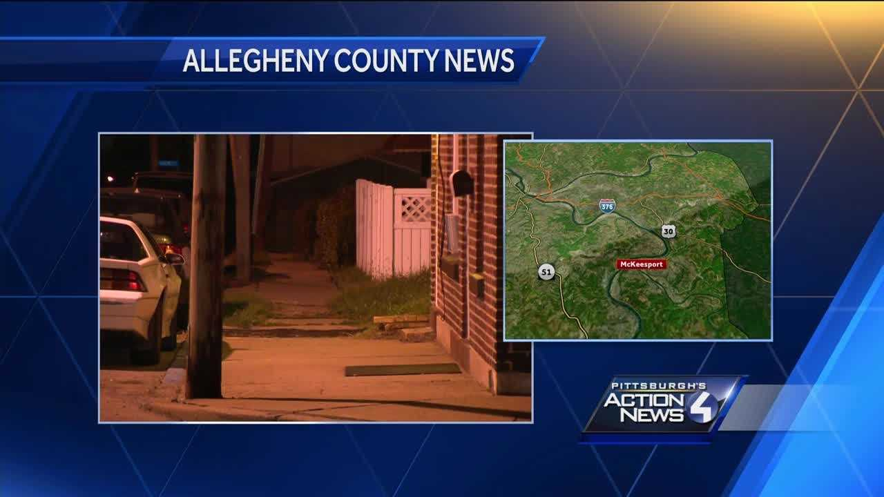 Police investigate apparent stabbing in McKeesport