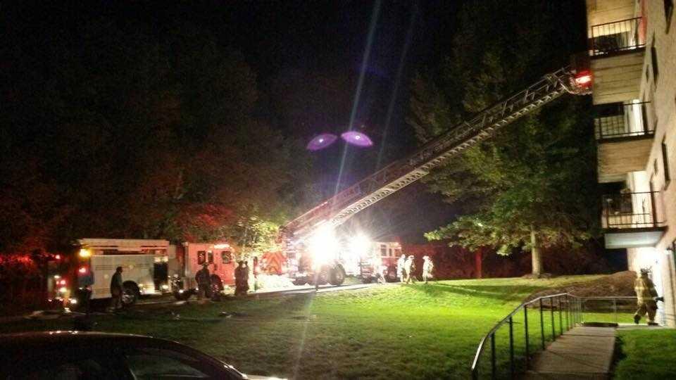 Penn Hills fire