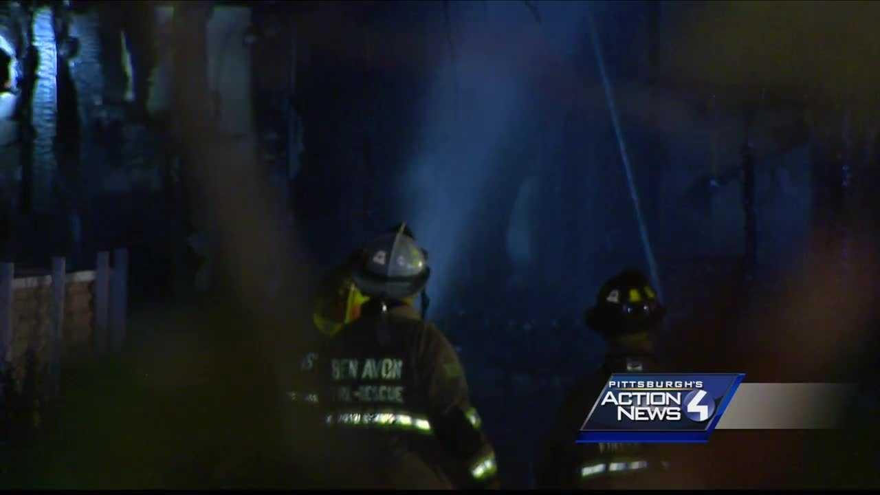 One person dead in Kilbuck Township fire