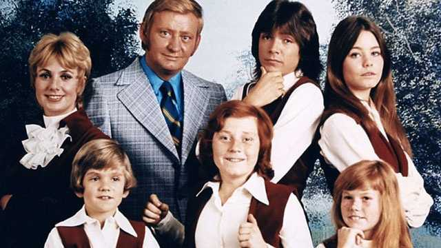 Partridge Family cast photo