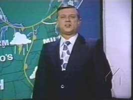 WTAE's former chief meteorologist Joe DeNardo enjoyed a 45-year career on the air in Pittsburgh.