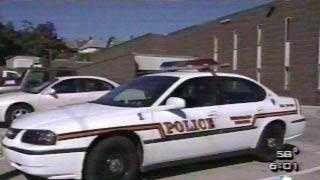 Springdale police car - 3782676