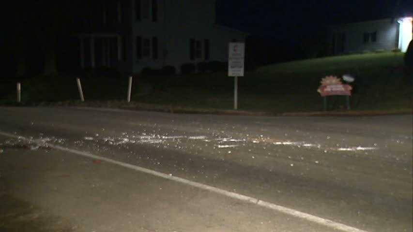 Wayne Township triple fatal crash on Route 839 - 29765862