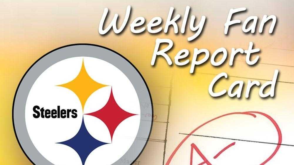 Steelers report card