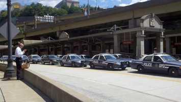 Gotham police cars