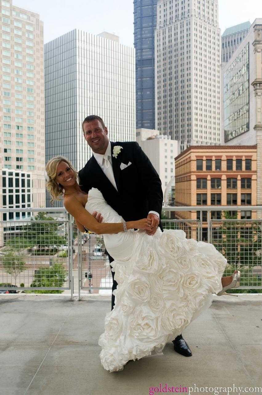 Ford tomlin wedding
