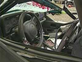 The driver, Lindsay Halliday, got 3 to 6 years in jail.