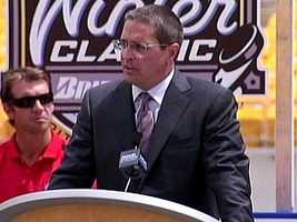 Penguins President David Morehouse