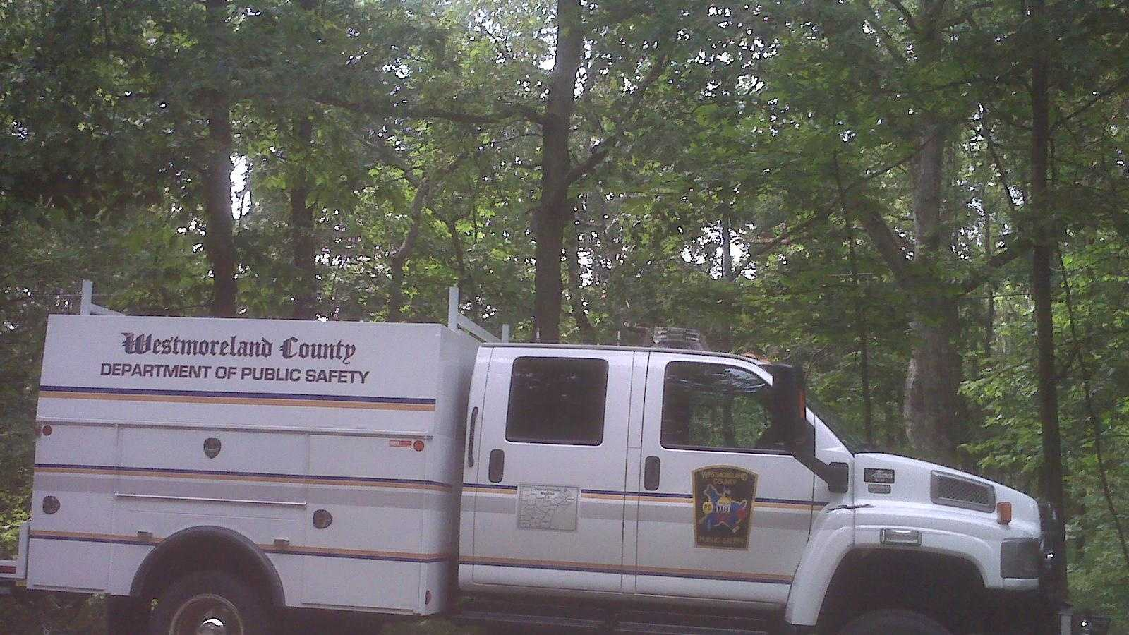 Westmoreland County coroner truck - 24228375