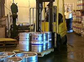 After 150 years in the city of Pittsburgh, Iron City Beer relocated to the City Brewing plant in Latrobe. The final keg rolled out of Lawrenceville in July 2009.