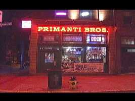 Primanti Bros. on the South Side