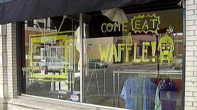 The Waffle Shop