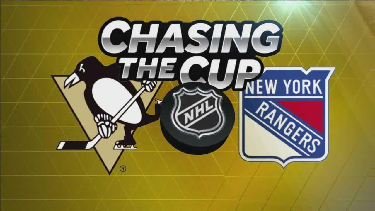 Penguins vs. Rangers