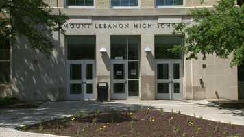 Mt. Lebanon High School