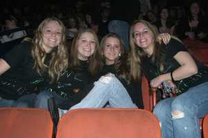 Fab Four fans at FutureSex/LoveShow in Pittsburgh.
