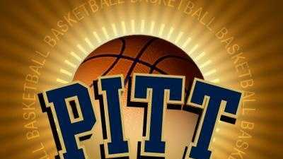 Pitt Panthers Basketball Logo