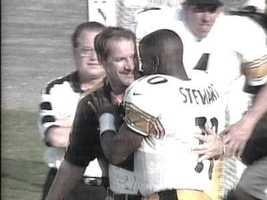Fans gave Kordell Stewart plenty of grief, but Bill Cowher stuck with his quarterback through some tough times.