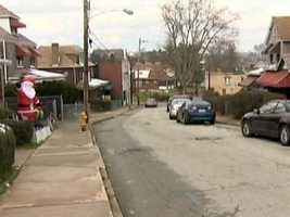 The shooting caused chaos on the normally quiet street in Duquesne.