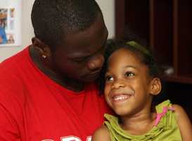 Wilder wanted to play football or basketball for the University of Alabama, but when his daughter Naeiya was born with Spina Bifida, Wilder took two jobs and pursued boxing to help provide for her