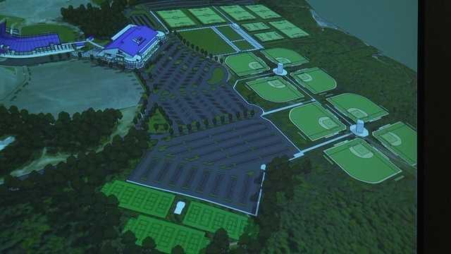 Hoover city to build multi-purpose sports complex