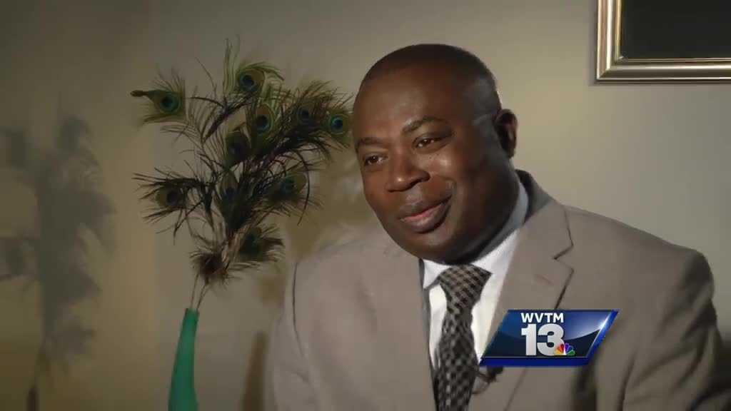 Charles Nana, democratic candidate for U.S. Senate