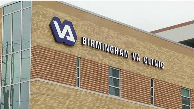 Veterans Affairs clinic in Birmingham, Ala.