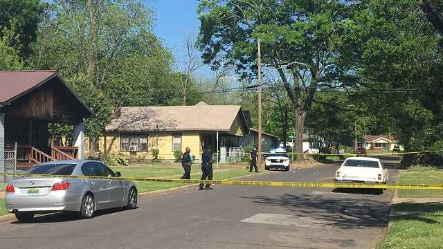 Arrest made in Ensley shooting Monday