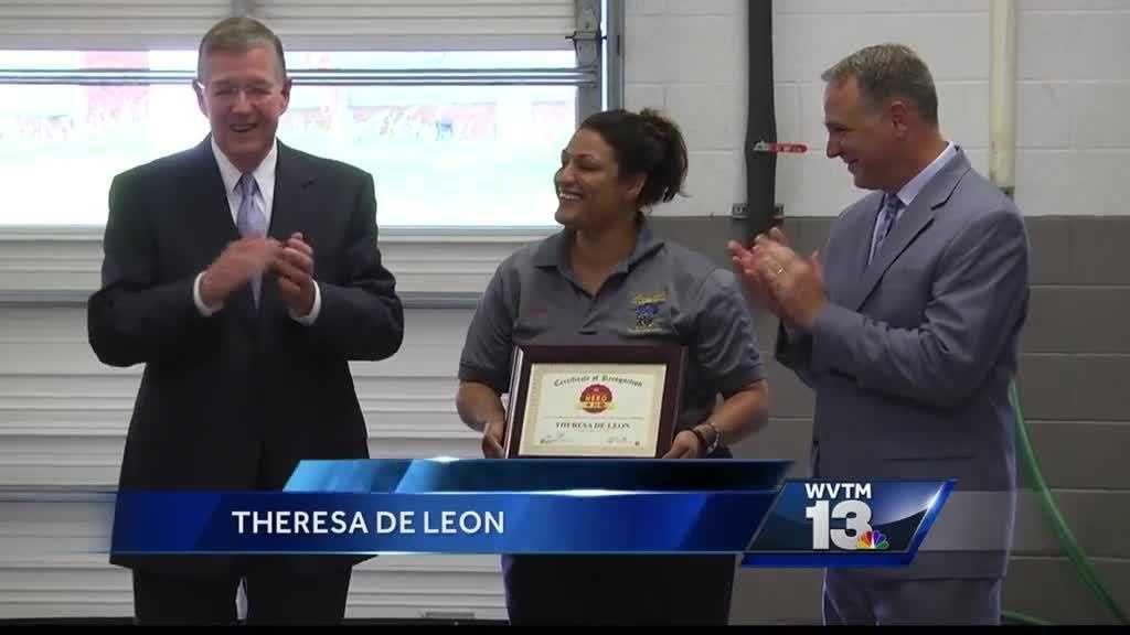(img1)vidFirst Responder Hero Theresa De Leon