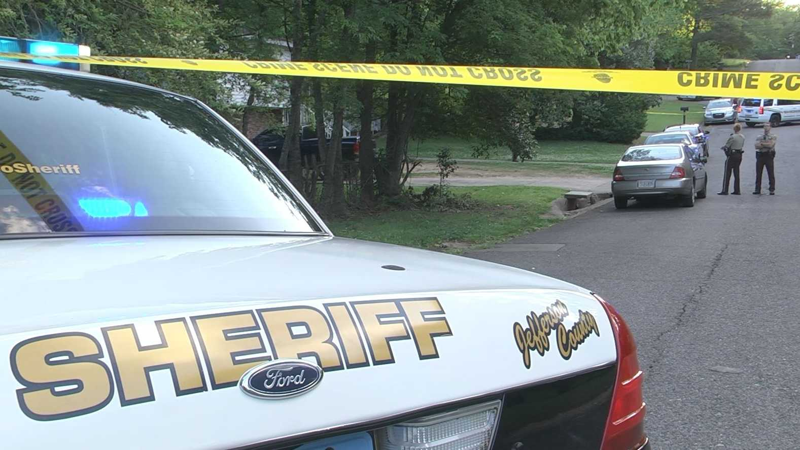 Detectives with the Jefferson County Sheriff's Office are investigating a homicide in the 500 block of 16th Terrace N.W. Thursday. Authorities said a 23-year-old woman was shot.