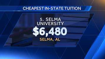5. Selma University