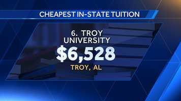 6. Troy University
