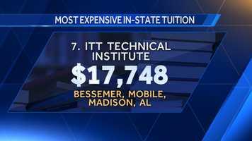 7. ITT Technical Institute