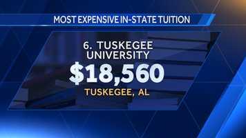 6. Tuskegee University
