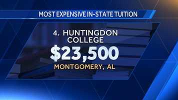4. Huntingdon College