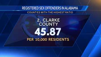 2. Clarke County