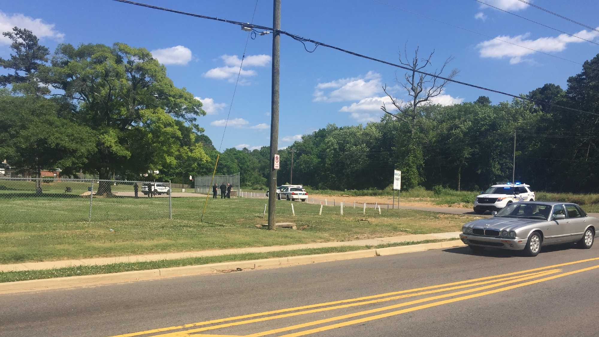 Birmingham police are investigating a shooting in which sent two boys to the hospital Sunday afternoon.