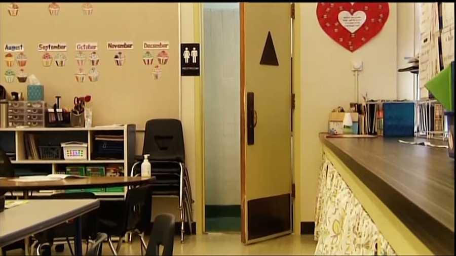 Debate over transgender bathrooms in schools continues for Transgender bathrooms in schools