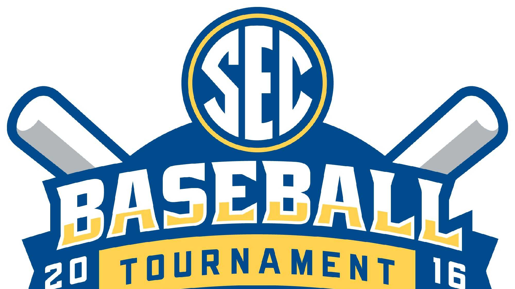 2016 SEC Baseball Tournament logo.jpg