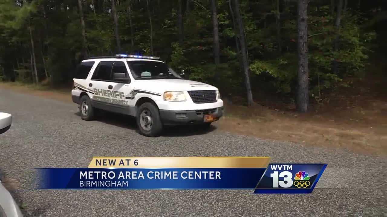 Jefferson Co. Metro area crime center