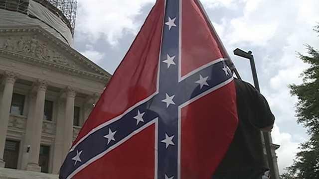 Church convention condemns Confederate flag
