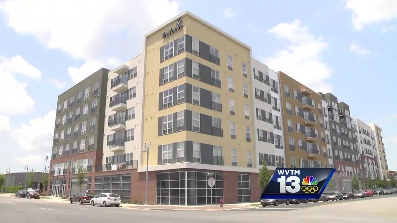 Downtown Birmingham development is booming